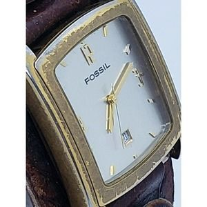 Vintage Fossil Womens 31mm Jr-8687 Watch
